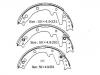 Brake Shoe Set:MB277006