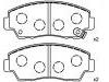 Brake Pad Set:UB39-49-280