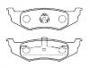 Brake Pad Set:05011630AA